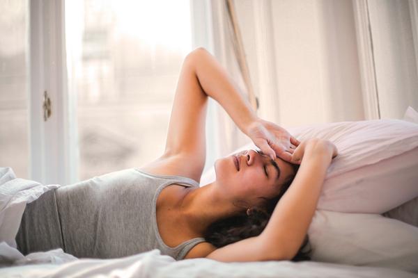 Ständige Erreichbarkeit –  Schlafstörungen